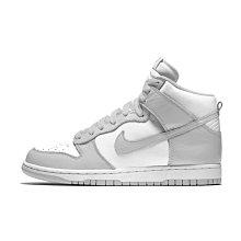 【美國鞋校】預購 Nike Dunk High Retro White Vast Grey (21) DD1399