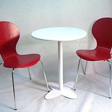 幸運草咖啡桌椅組 【一桌 二椅】