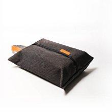 點子包【icleaXbag】 真皮無扣版面紙收納套 車用面紙套 面紙盒 牛皮 禮品  DG35