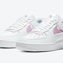 【美國鞋校】預購 Nike Air Force 1 LXX White Pink Aqua (W)