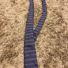 LOUIS VUITTON 路易威登 紫藍領帶