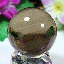 孟宸水晶 = A9049  (100%天然超清透茶水晶球169克)