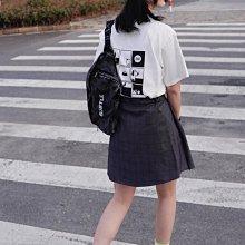 潮牌SUBTLE丹寧系列RAWMAD(P) Denim Side Pack NEBULA BLACK腰包/胸包/斜揹包