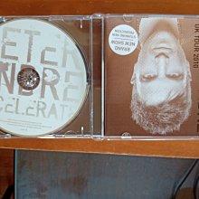 Peter Andre  Accelerate  歐版 CD
