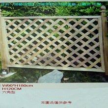 【路卡傢飾~園藝造景】南方松防腐木柱  木格網固定柱  花卉圍籬 籬笆