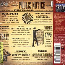 K - The Slackers - Peculiar - 日版 CD+1VIDEO - NEW