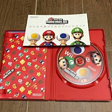 (光碟無刮)免運 Wii【New Super Mario Bros 】日版日文 原版遊戲片 新超級瑪莉歐兄弟 馬力歐 瑪利歐 wiiu Nintendo 任天堂