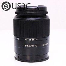 【US3C-小南門店】Sony DT 18-70mm F3.5-5.6 For Sony A接環 變焦鏡 二手鏡頭 單眼鏡頭