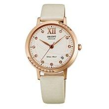 可議價 ORIENT東方錶 女 永恆耀眼 機械腕錶 (FER2H003W) 36mm