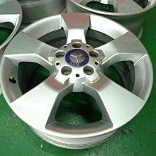 【小李輪胎聯盟】17吋5孔112 ET57 BENZ 原廠中古鋁圈1組四顆特惠價有保固~舊圈可回估 AUDI VW