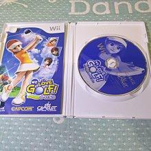格里菲樂園 ~ Wii WE LOVE GOLF 大眾高爾夫  日版