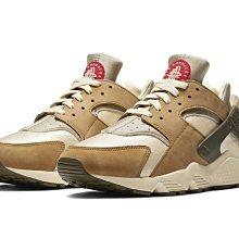 【Basa Sneaker】Stüssy X Nike Air Huarache 卡其 綠色