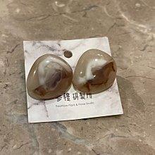 參樓 研製所花耳飾 耳環