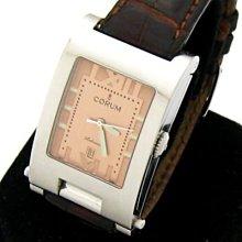 順利當舖  Corum/崑崙 崑崙獨有新款上掀可翻轉式雙錶殼男女通用自動錶款