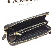 【COACH代購館】美國正品COACH 39631全皮壓花長夾 皮夾 女卡包 手機包 小手拿包 挑戰網絡最低價 可批發