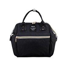 Heine WIN-196多種背法媽媽包 後背包 雙肩包 手提包 斜背包 旅行包 好收納 黑色 (現貨)