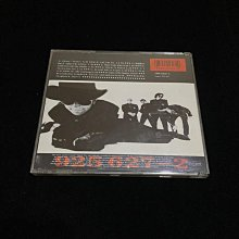 二手 CD 地底世界樂團 UNDERWORLD UNDERNEATH THE RADAR