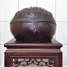 @居士林@大件-五福臨門-紫砂豬公撲滿擺件.尺寸:高28公分.長45公分.寬36公分.重約4.5公斤