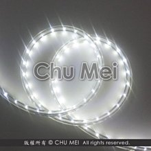 110V-白光LED二線3528水管燈50米 - led 燈條 非霓虹 彩虹管 聖誕燈 水管燈 條燈 軟條燈 圓二線