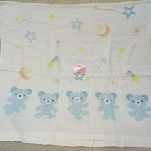 天使熊雜貨小舖~日本帶回嬰幼童40番單糸浴巾   日本製  全新現貨