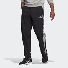 【RTG】ADIDAS 3S AEROREADY ESS 長褲 黑色 三條線 吸濕排汗 縮口 薄款 男款 GK8982