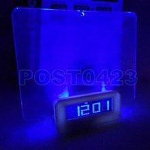 【網路貿易商城】MESSAGE BOARD CLOCK留言板時鐘 LED顯影板 年月日/時鐘/溫度/鬧鐘/留言提示