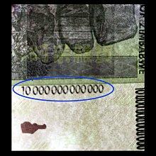 森羅本舖 現貨實拍 絕版品 單張價格 辛巴威國幣 10兆 真鈔 紅包首選 送人收藏 錢母 紫南宮 招財 大面額 100兆