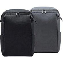 90分商務雙肩包男女休閑時尚潮流通勤包背包旅行大學生書包電腦包 桶狀開口 四級防潑水