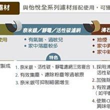 怡悅活性炭濾網 適Honeywell HPA-100  HPA-100APTW HPA200 HPA-200APTW