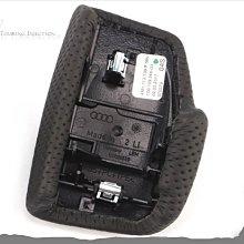 [北美惡兔-德國原廠 奧迪 A4 B9 A5 Q5 Q7 德國製品 排檔蓋 打洞 打孔 RS4款 排檔頭皮套