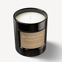 【法蘭西斯雜貨店】英國 BURBERRY BEAUTY 香氛蠟燭 English Rose 英倫玫瑰 240g