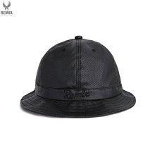 ERIC.COM 街頭品牌 Remix 14' S/S Philly Leather Bucket Hat [ 黑 ]