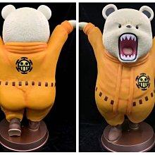 [Apps Store]貝波熊 GK 大熊 拖拉法爾加 羅 海賊王 航海王 超大 港版 公仔 模型