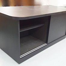 台中宏品二手家具 中古傢俱賣場 D7300*黑粉展示櫃   展示架 櫃檯 收銀台*便宜家二手家具拍賣 冷氣空調 冰箱電視