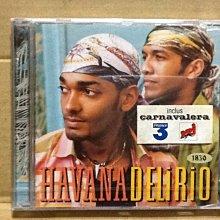 ~拉奇音樂~ 哈瓦那熱情小子 同名專輯 Havana Delirious 1830 拉丁樂  法國版  全新未拆封。團。