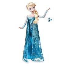 【100%美國迪士尼正品】Disney Princess 冰雪奇緣 Elsa 愛紗公主 戒指 芭比娃娃 玩偶