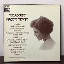 "晨雨黑膠【古典】英版EMI/ 棕色郵票狗, 第一版/Maggie Teyte – ""L'Exquise"" Maggie"
