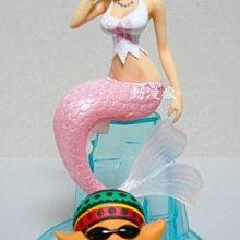 【動漫瘋】代理版 海賊王 航海王  styling 13 小POP 兩年後 2年後  單售 隱藏版 人魚 海咪 公仔
