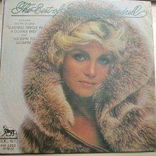 黑膠唱片(片況佳)~Barbara Mandrell-Hits專輯,收錄Woman To Woman等