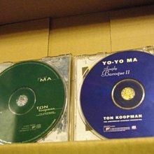 Yo-Yo Ma馬友友Simply Baroque I+II繁花似錦巴洛克城市樂章巴洛克Ton Koopman庫普曼指揮