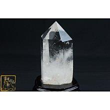白水晶柱 16.4cm 化解橫樑壓頂【吉祥水晶專賣店】 編號BL79