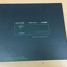 L&FLOST&FOUND樂團 EP失物招領 party all the night頗新(未拆版790$)