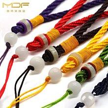奇奇店-MDF/曼蒂芙手把線吊墜掛繩玉石掛繩 DIY手工編織繩項鏈掛繩(尺寸不同價格不同)