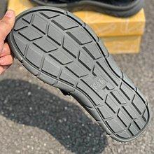 正品CAT卡特夏季新款運動休閑真皮涼鞋男厚底魔術貼戶外透氣沙灘鞋