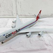 宗鑫 1/500 Herpa Wings HW534550 Boeing 747 8F Cargolux 50周年紀念
