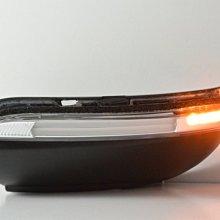 金強車業 VW  途安TOURAN 後視鏡側燈三功能 LED方向燈 定位燈 位置燈 照地燈 工廠價
