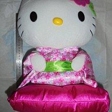 hellokitty 公仔玩偶 日本限定 桜KT特殊款式 抱枕坐姿 櫻花和服 全新含吊牌hello kitty絨毛娃娃