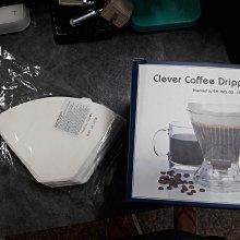 Mr Clever 聰明濾杯專用濾紙 (L)1-7杯份 100張/包   CCD#4 (不含濾杯)