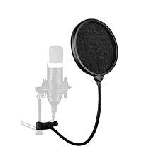 【老羊樂器店】麥克風防噴罩 大號雙層 口水罩 防噴網 錄音網 降噪網 防噴麥罩 錄音 直播 必備