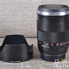 【品光數位】Carl Zeiss 蔡司 T* 35mm F1.4  ZE for Canon  #89087